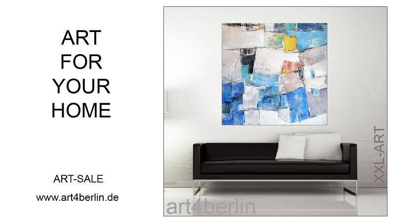 Junge Berliner Künstler. Jedes Bild ein Unikat.