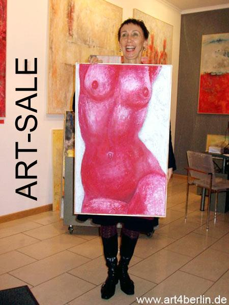 Acrylbilder und Ölgemälde. Malerei, Bilder: Kunst motiviert.