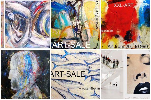 Büro und Kunstbilder. Alles zum Thema Kunst. Gemälde-Galerie-Sale Berlin.