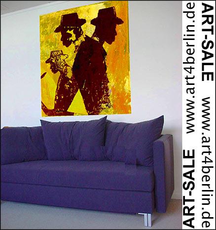 Gemälde, Bilder, Malerei, ART im Trend zu außergewöhnlich günstigen Preisen.